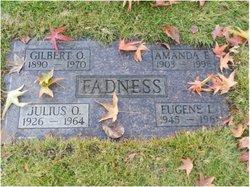 Julius O. Fadness