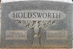 Forest F Holdsworth