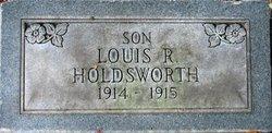 Louis R Holdsworth