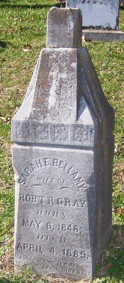 Sarah E. <i>Bellamy</i> Gray