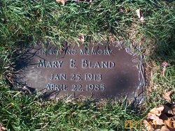 Mary E. Bland