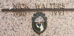 Nicholas Adam Nick Walters