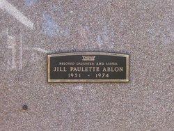 Jill Paulette Ablon