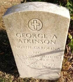 George A. Atkinson