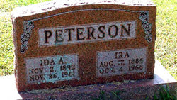 Ira Brown Peterson