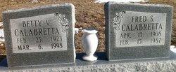 Betty Mae <i>Vincent</i> Calabretta