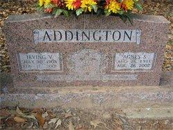 Agnes <i>Smitherman</i> Addington