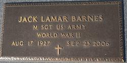 Jack Lamar Barnes