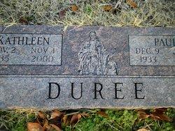 Kathleen L. <i>Weaver</i> Duree