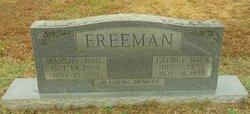Martha Jane Freeman