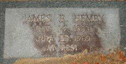 James B Hemby
