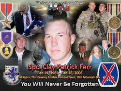 Clay Patrick Farr