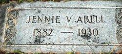 Jennie V. Abell