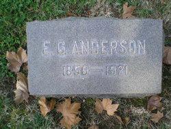 Ella Gurtrude <i>Mills</i> Anderson