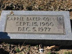 Carrie <i>Baker</i> Conner