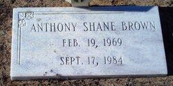 Anthony Shane Brown