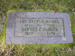 Louis Andrew Frank Lou Mahan