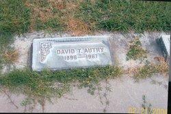 David Tice Autry