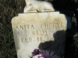 Anita Cheryl Aldy