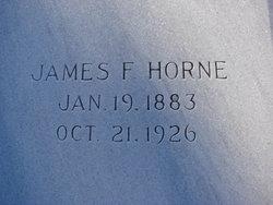 James Foxworth Horne