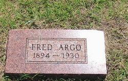 Fred Argo