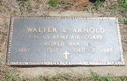 Walter E. Arnold