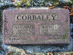 Annie M.E. <i>Gard</i> Corbaley