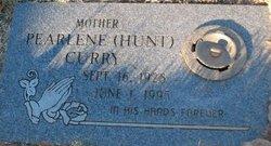Pearlene <i>Hunt</i> Curry