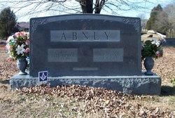 Mary Emma <i>Gentry</i> Abney