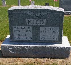 Mary C <i>Wisely</i> Kidd