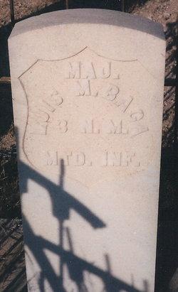 Maj Luis M. Baca