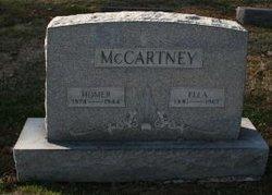 Ella <i>Neville</i> McCartney