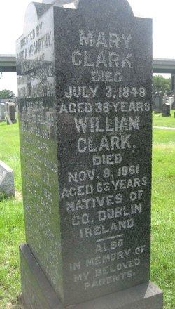 Mary <i>Landy</i> Clark