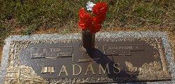 Jo <i>Absher</i> Adams