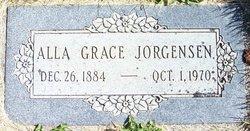 Alla Grace <i>Rose</i> Jorgensen