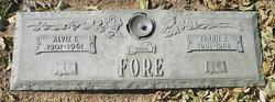Fannie A. Fore