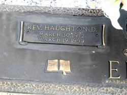 Rev Haughton D Ellis