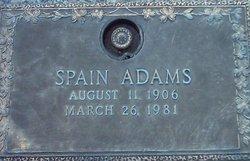 Spain Adams