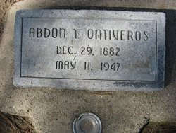 Abdon Thomas Ontiveros