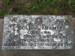 Collins Adams