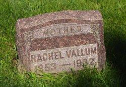 Rachel Marie Rachel <i>Olsdatter Finnestad</i> Vallem