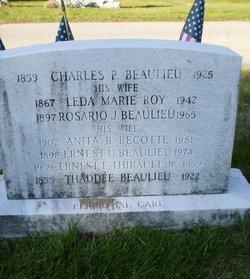 Leda Marie <i>Roy</i> Beaulieu