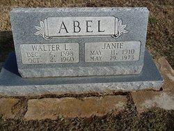 Janie Abel