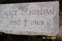 Alice M. <i>Loftus</i> Jordan