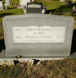 Bertha <i>Latulippe</i> Beaulieu