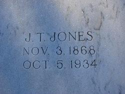John Tullis Jones
