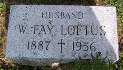 William Fayette Fay Loftus