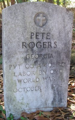 Pete Rogers