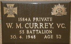 William Matthew Currey