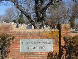 Hulls Memorial Baptist Church Cemetery
